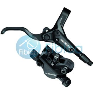 2013 Shimano BR BL M395 Hydraulic Disc Brake Set Front Rear for Alivio