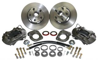 1964 65 66 FORD FALCON FRONT DISC BRAKE CONVERSION KIT   WBK6466F