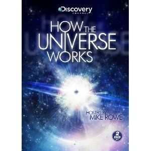 How The Universe Works Discovery Channel New 2 DVD Set