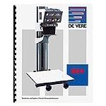 De Vere Devere 504 4x5 Enlarger Instruction Manual