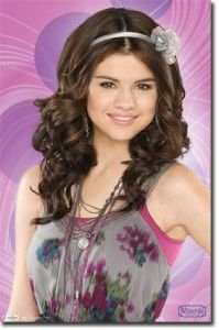 of Waverly Place Selena Gomez Disney Channel Poster TR5295