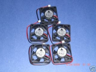 Delta Electronics Brushless Fan AFB0312HA DC 12V 0 15A