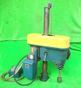 15 Delta Rockwell 15 665 Bench Table Mount 6 Speed Drill Press Baldor