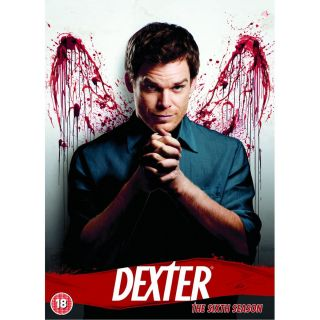 Dexter Complete Season 6 Sixth Series Box Set New DVD