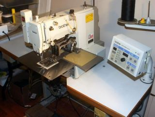 Brother BAS 311EL Programmable pattern indusrial sewing machine