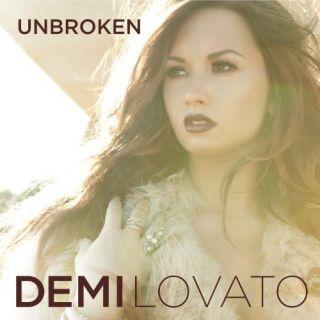 Unbroken Demi Lovato CD SEALED New 2011 050087149604