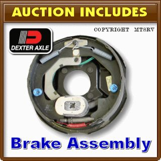 Dexter 10 Electric Brake Assembly 3500# RV Camper Trailer   NEW