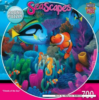 700 pieces jigsaw puzzle David Miller   Friends of the Sea (61108