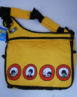 Diaper Dude Diaper Bag for Dad The Beatles Yellow Submarine