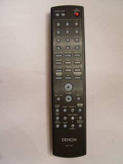 Denon RC 1127 Remote Control Part 943307007900D
