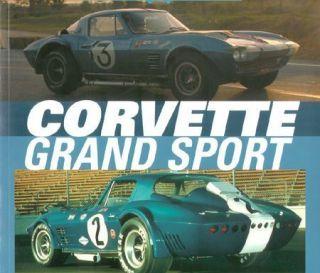 Corvette Grand Sport Penske Shelby Daytona Sebring Foyt Chassis Cars