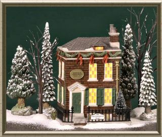 Dickens Birthplace New Department Dept 56 Dickens Village D56 DV