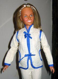 Super Size Bionic Woman Doll Denys Fisher Jaime 18