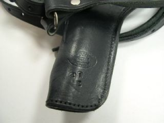 Sass Shoulder Holster Doc Holliday Style by Classic Leather El Paso TX