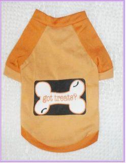 Pet Dog Clothes Clothing T Shirts T shirt Summer apparel dog vest size