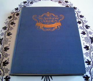 1923 GARDEN GAZEBO Arbor HEDGE Waer VG LANDSCAPE DESIGN 1s HC BOOK