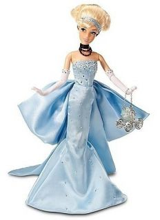 Cinderella Disney Princess Designer Doll with Bonus Mirror Limited