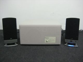 Powered Home Theater Subwoofer Desk Speakers SW 200 CA 2022R MUSIC