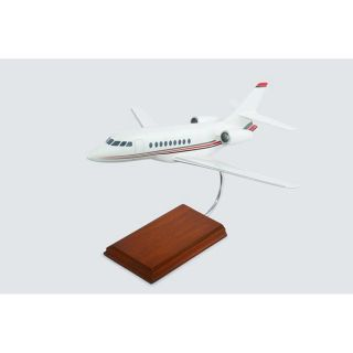 2000 Marquis Jet Quality Desktop Airplane Model Gift Display