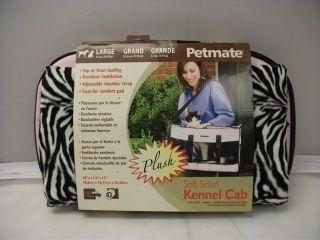 Petmate Softsided Kennel Cab Dog Carrier Large Pink