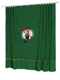 boston celtic nba basketball jersey shower curtain boston celtic nba