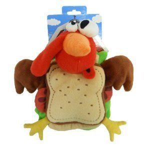 Farms Sandwich Plush Dog Toy New Markdowns Toys Dogs Supplies Pet