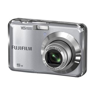 FUJIFILM FINEPIX AX350 16.0 MP DIGITAL CAMERA * NEW * 4GB SD CARD 720P