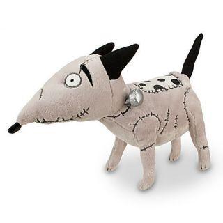 Frankenweenie Sparky 14 Plush Dog Stuffed Animal Disney Poseable New