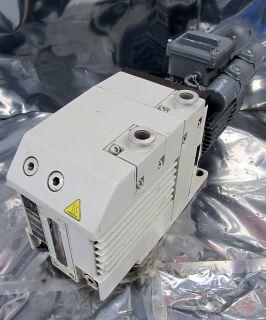 Leybold Varian D8B Rotary Vane Vacuum Pump