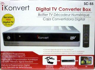 Coupons for converter boxes 2018
