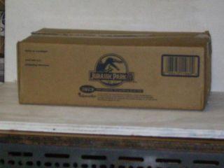 Jurassic Park III Movie Dinosaur Trading Card Case 5068