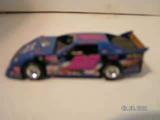 64 ADC 88 Wendell Wallace Dirt Late Model Race Car Diecast