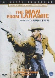 The Man from Laramie 1955 James Stewart DVD SEALED