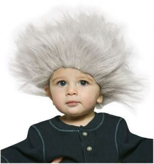 Don King Promoter Wiggie Baby Wig for Halloween Costume