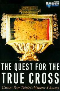 New Quest True Cross Discovery Channel Constantine PIX