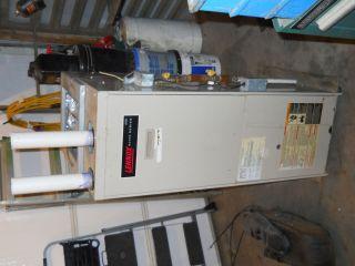 Williams Direct Vent High Efficiency Furnace 17 700 Btu