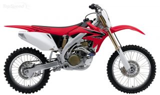 New Ray Toys 1 12 Scale Dirt Bike Honda CRF 450 R 2008