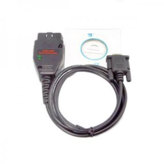 Volvo Serial Diagnostic Cable PC Based Scan Tool Onboard Diagnostics