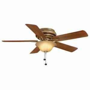 Hampton Bay Bay Island 52 in Desert Patina Ceiling Fan 104478