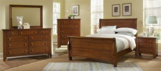 Vaughan Bassett Cottage Colours Queen Bedroom Set
