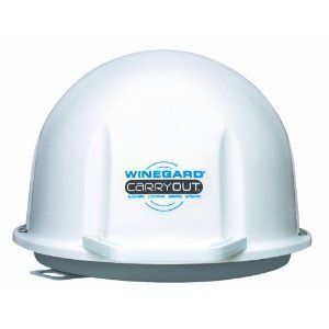Winegard Automatic Portable Satellite Antenna DISH Network Directv TV