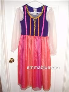 Girls DISNEY STORE Hunchback ESMERALDA Halloween Costume 10 12 ~ SWEET
