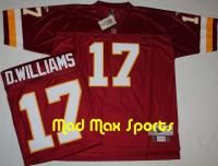 Doug Williams Washington Redskins NFL Premier Home Throwback Jersey