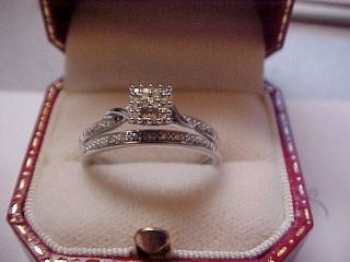 Diamond Wedding Rings Keepsake White Gold 1 3 Carat Diamonds Size 10
