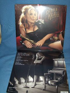Diana Krall Glad Rag Doll Double Vinyl Gatefold LP SEALED