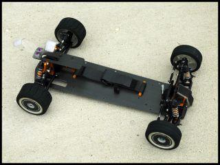 Tony Stewarts 1999 US Open Wheel Custom Works Enforcer Sprint Car New
