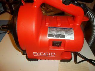 RIDGID K 30 AUTO CLEAN DRAIN CLEANING MACHINE OPENER CLEANER