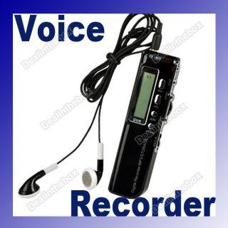 4GB Multi Functional Digital Voice Recorder Dictaphone Phone