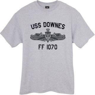 USN US Navy USS Downes FF 1070 Frigate T Shirt