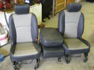 Dodge RAM Truck 2500 Front Seats